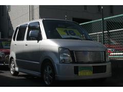 AZワゴンFX−スペシャル 純正エアロ 純正アルミ ETC グー鑑定車