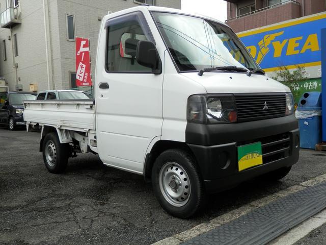 ミニキャブトラック 軽トラ 5速