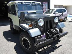 ジープMT 2700cc ディーゼル4WD