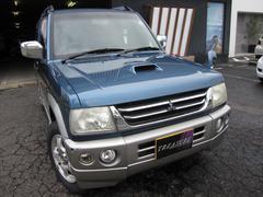 パジェロミニVR−S ターボ 4WD タイミングベルト交換済 オートマ