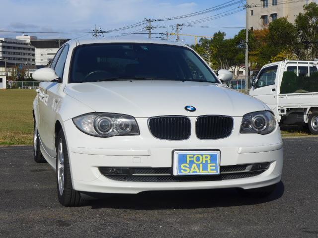 BMW 116i HDDナビ ETC HID