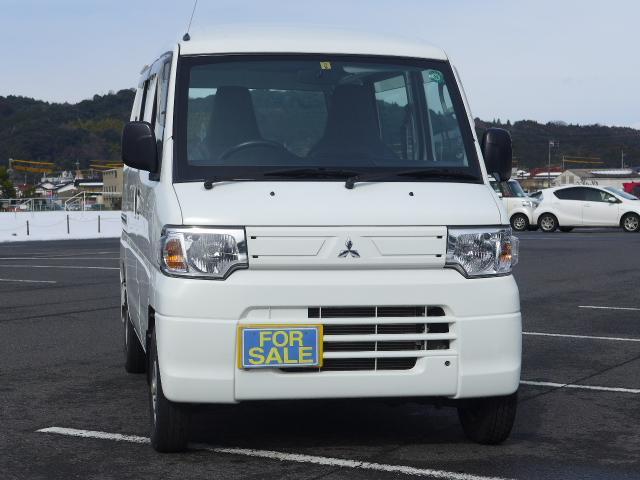 三菱 ミニキャブバン CD 4WD (検30.9)