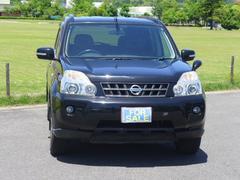 エクストレイル20X 4WD ナビ フルセグTV HID ETC