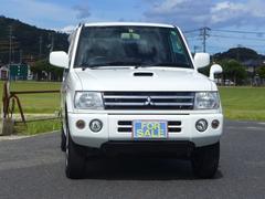パジェロミニアクティブフィールドエディション ナビ 4WD