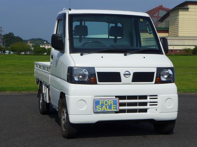 日産 DX 4WD MT