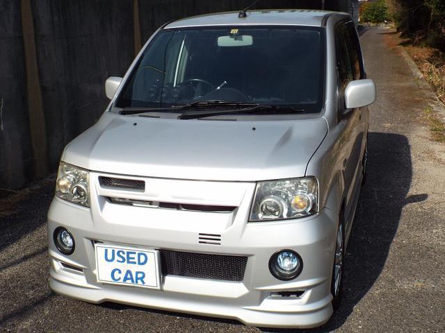 三菱 R M2 4WD  ナビ・TV・ETC・車高調