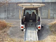 クリッパーバンDX 車いす移動車