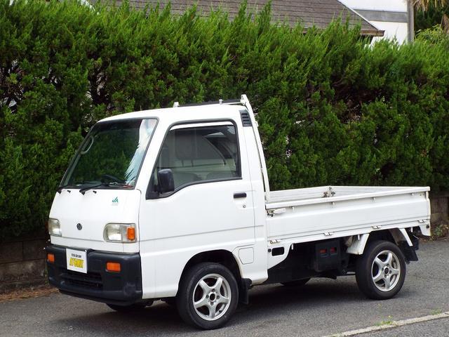 スバル サンバートラック JA                             パートタイム 4WD
