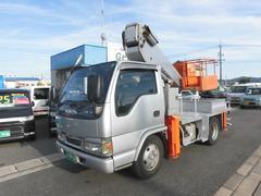 エルフトラック高所作業車 タダノ製 AT−121TG 12m