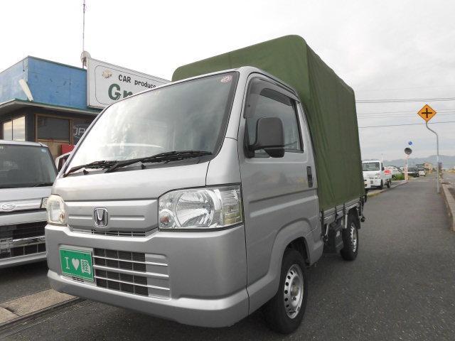 ホンダ アクティトラック SDX 幌 オートマ エアコン パワステ