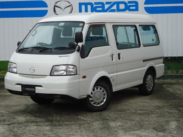 マツダ ボンゴバン DX 1800ガソリン オートマ5人乗り 1150kg  ETC  27900キロ 点検記録簿 3年9月