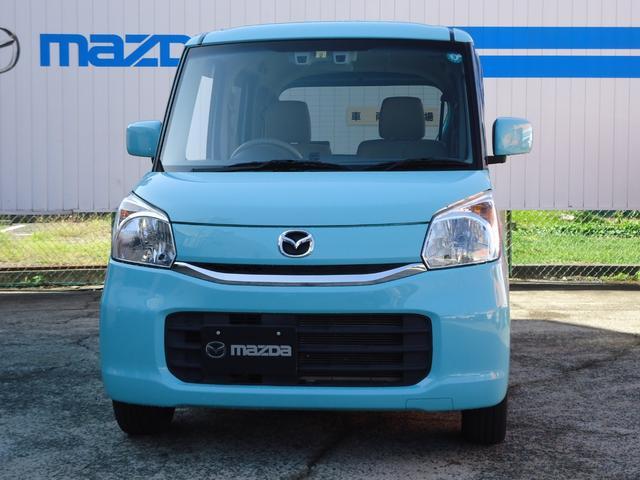 マツダ フレアワゴン XS 両側電動スライドドア スマ-トキ-