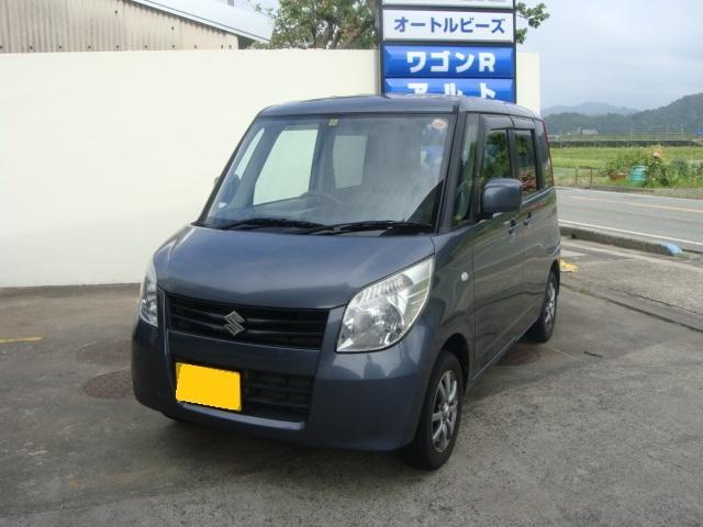 「スズキ」「パレット」「コンパクトカー」「鳥取県」の中古車