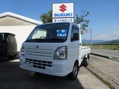 キャリイトラックKCエアコン・パワステ 4WD 5MT 軽トラック