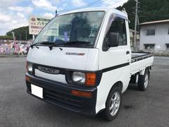 ハイゼットトラック天晴 4WD エアコン 5MT 軽トラック AW13インチ
