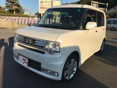 ムーヴコンテカスタム RS TV ナビ 軽自動車 ホワイト CVT