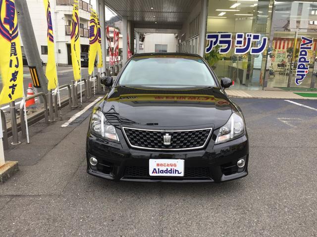 トヨタ 2.5アスリート プレミアムエディション 限定車 黒革シート