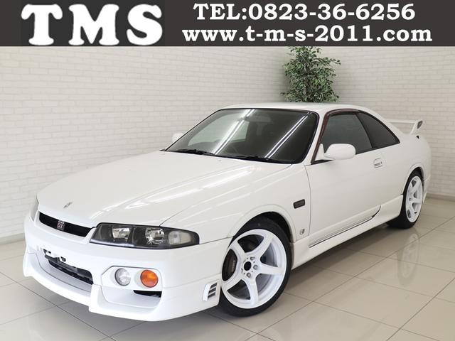 日産 GTS25tタイプM ニスモサスペンション WORKアルミ