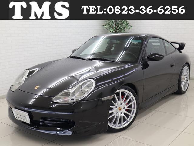 ポルシェ 911 911カレラ4 6MT ローダウン 19インチアルミ ナビ