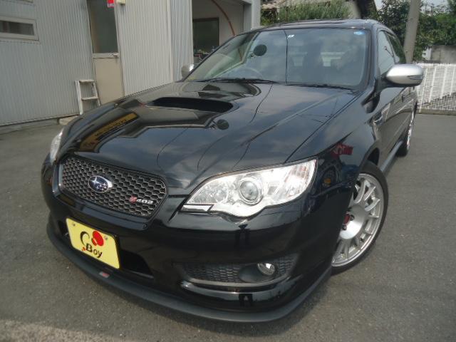 スバル S402 限定車 専用チューニングカー 6MT 本革シート