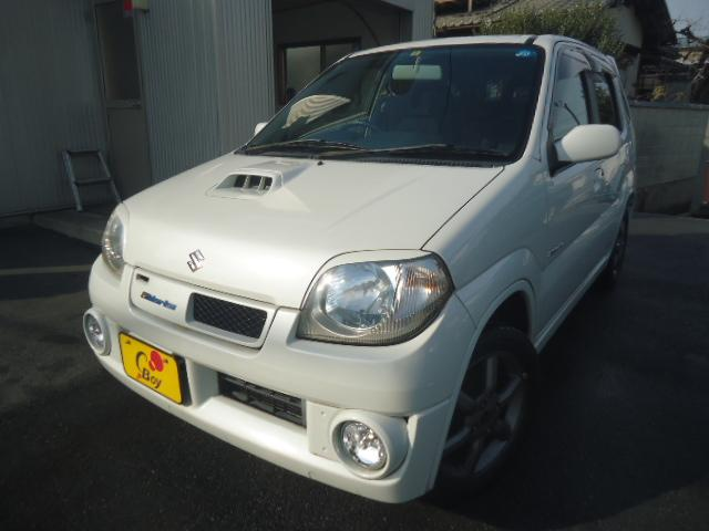スズキ ベースグレード  5速ターボ レカロシート GOO鑑定車