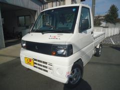 ミニキャブトラックVタイプ 5MT エアコン付 ワンオーナー