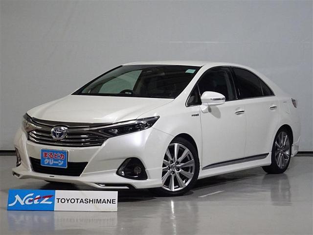 トヨタ HDDナビ・バックモニター・ETC・スマートキー・LED