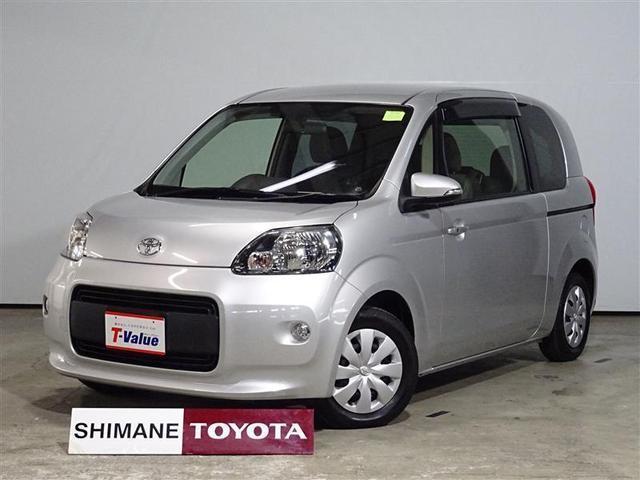 トヨタ 1.3X スマ-トキ- 電動スライドドア ワンオ-ナ-