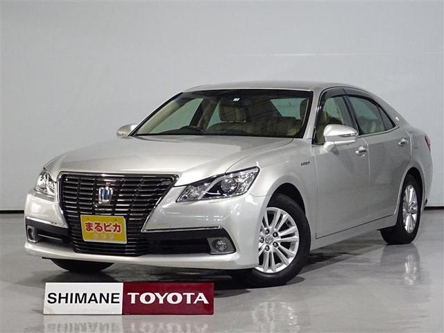 トヨタ ロイヤルサルーンG ナビ ETC 本革シ-ト ワンオ-ナ-