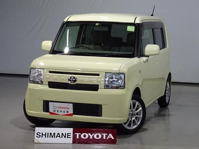 トヨタ X CDチューナー スマートキー ETC フロントベンチシート 社外アルミホイル