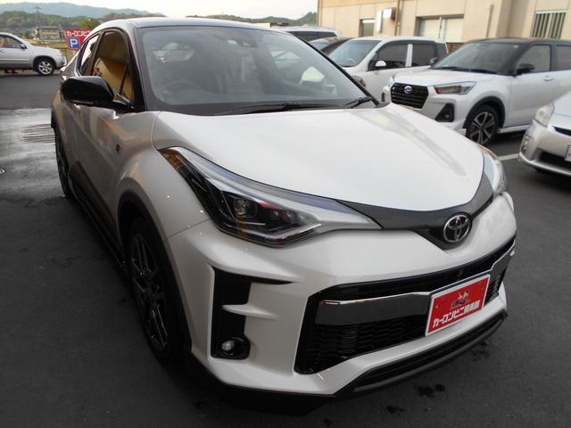 トヨタ S-T GRスポーツ TRDエアロ ドレスアップマフラー