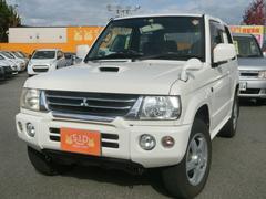 パジェロミニアクティブフィールドエディション 4WD ナビ