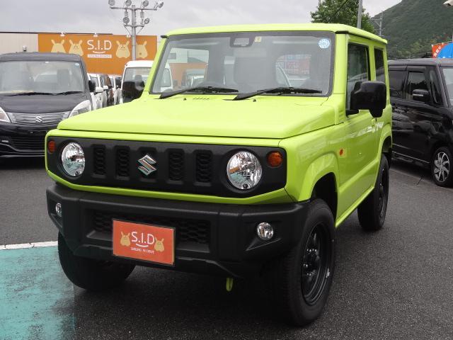 スズキ XLセーフティサポート・スマートキー・1オーナー・4WD