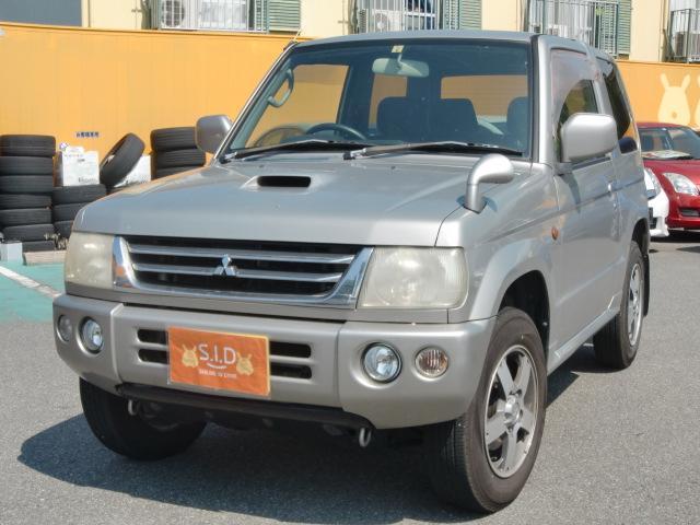 三菱 パジェロミニ アクティブフィールドエディション 4WD (...