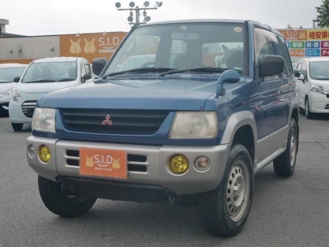 三菱 4WD 5速MT CD