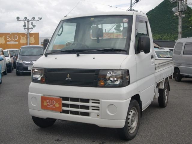 三菱 ミニキャブトラック VX-SE AC 5MT 修復歴無 軽トラック 白