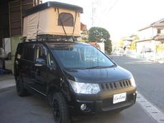 デリカD:5エクシードII 4WD 社外アルミ ナビ キーフリ ドラレコ