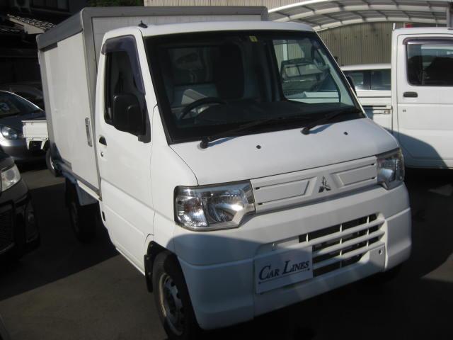 三菱 ミニキャブトラック パネルバン 4WD AT PS AC Tベルト交換済 保証付
