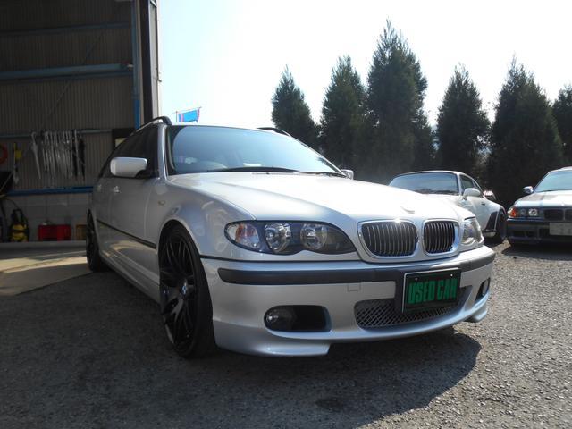 BMW 325iツーリング Mスポーツパッケージ キーレス ETC付