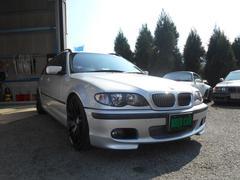 BMW325iツーリング Mスポーツパッケージ キーレス ETC付