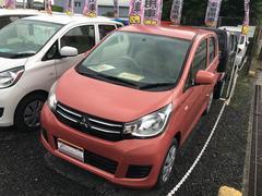 eKワゴンE 登録済未使用車 メーカー保証付き