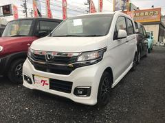 N−WGNカスタムG・Lパッケージ 軽自動車 ETC パールホワイト CVT
