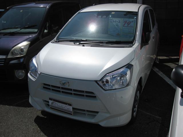 ダイハツ L SAIII 届出済未使用車 メーカー保証 キーレス