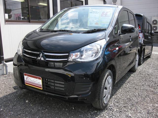 三菱 E 届出済未使用車 メーカー保証 禁煙車 シートヒーター
