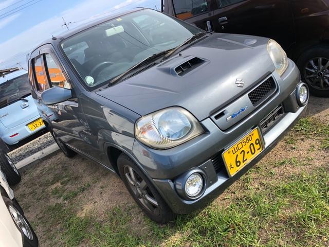 「スズキ」「Keiワークス」「コンパクトカー」「山口県」の中古車