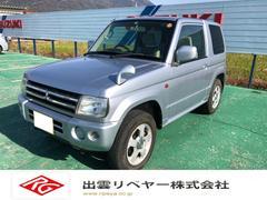 パジェロミニVR 4WD 禁煙車 キーレス AT CDチューナー ABS