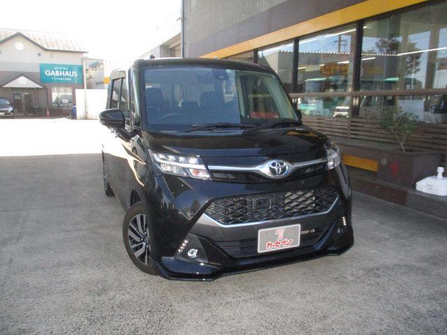 トヨタ タンク カスタムG S カーナビ フルセグTV バックモニター