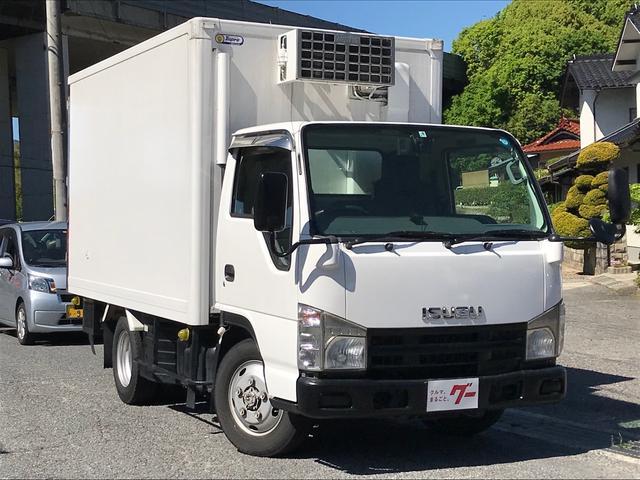 いすゞ 冷凍冷蔵車 東プレ製 バックカメラ ドラレコ 2トン 5速