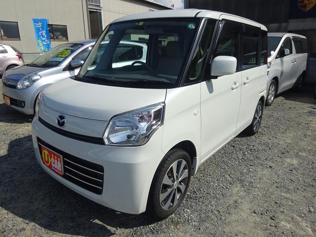 マツダ XS 4WD 禁煙車 メモリーナビフルセグTV bluetooth ETC付