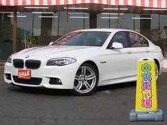 BMW523i Mスポーツパッケージ 純正HDDナビ バックカメラ